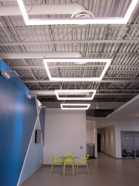 RLB lighting design Fortech