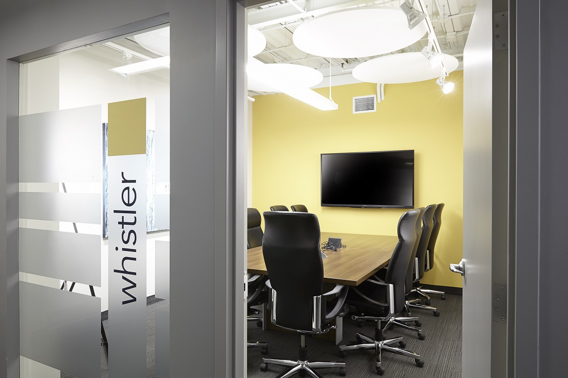CGT interior Whistler